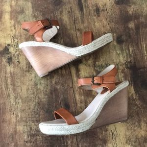 ⚡️4 for $25!⚡️ J. Crew Camille Wedge Sandals